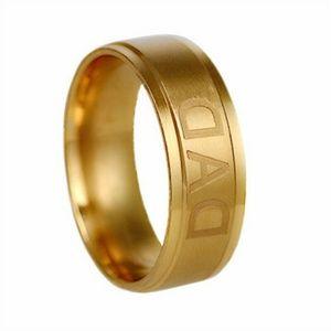 Woman & Man Stainless Steel Titanium Ring  New